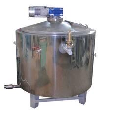 Реактор з нагрівом та мішалкою