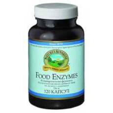 Травні ферменти (пищеварительные ферменты, Food Enzymes) NSP