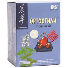 Ортостили фиточай fito, 20 фильтр-пакетов Печеночно-почечный