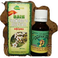 Эфирное масло Чайного дерева 20 мл