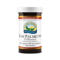 Saw Palmetto З Пальметто НСП препарати на травах для поліпшення потенції 100 капсул