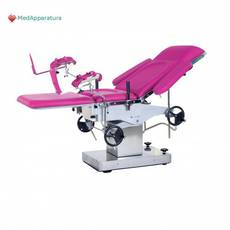 Оглядове гінекологічне крісло (операційний стіл) KL - 2c Keling