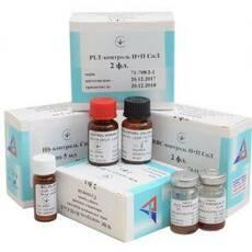 Гликозилированный гемоглобін. набір калібраторів 4х0, 5 мл Медаппаратура