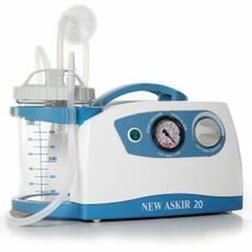 Медичний аспіратор Ca - mi NEW ASKIR 20 портативний Медаппаратура