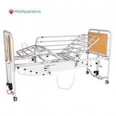 Ліжко функціональне з посиленими поручнями