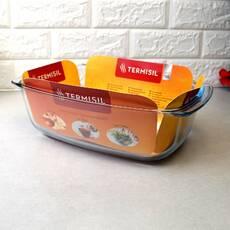 Глубокая форма для запекания из жаропрочного стекла 3,5 л Termisil Classic