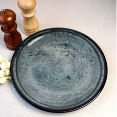 Обідня бірюзова тарілка Kutahya Porselen Corendon 250 мм (NB3025)