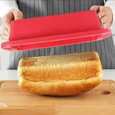 Прямоугольная силиконовая форма для хлеба и кекса