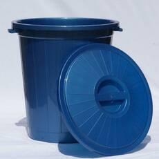 Мусорный бак с крышкой 70 л для пищевых отходов