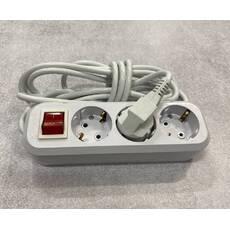 Удлинитель c выключателем Makel 3м / МК-3К