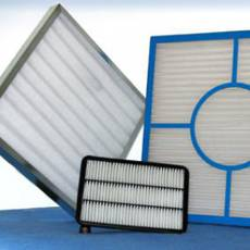 Фільтрувальні матеріали для фільтруючих елементів