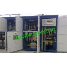 Установки конденсаторні високовольтні типів УКЛ, УКП