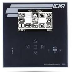Трехфазный регулятор реактивной мощности RPC 8BGA