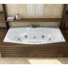 Акрилова ванна ОСКАР 1890х1150х650 мм