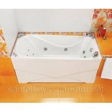 Акриловая ванна ВИКИ 1600х750х720 мм