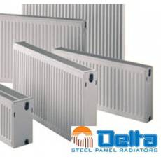 Сталевий панельний радіатор DELTA С22 600/3000