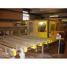 Центр распила и обработки профиля Schirmer BAZ 1000-G6/VU