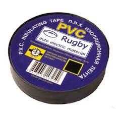 """Изолента """" PVC Rugby """" чорна 50м"""