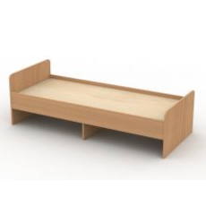 Ліжко односпальне (ДСП)