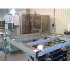 Обрабатывающий центр ПВХ профиля Torwesten 2009 год