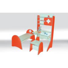 """Игровой комплект детской мебели """"Больница"""""""