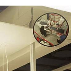 Дзеркало сферичне кругле К400