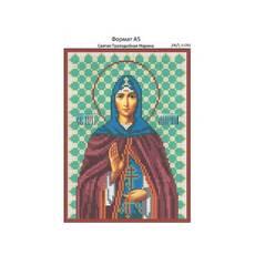 И-084 Святая Преподобная Марина 16х22