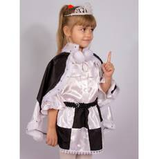 Карнавальный костюм Шахматная принцесса