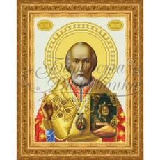 TO067ан2332  Святий Миколай Чудотворець 23 см x 32 см