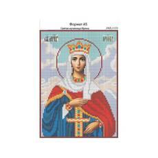 И-073 Святая мученица Ирина 16х22