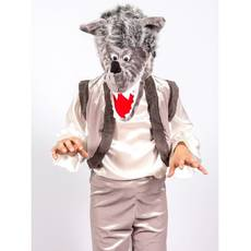 Карнавальний костюм Вовк