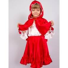 Карнавальний костюм Червона шапочка