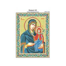 И-058 Святая праведная Анна 16,3х21