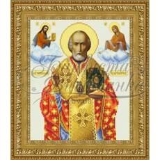 TO066ан2632  Святий Миколай Чудотворець 26 см x 32 см