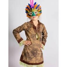 Карнавальний костюм Индеанка