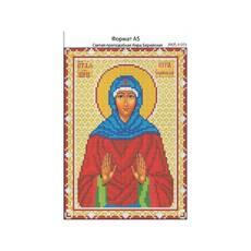 И-074 Святая преподобная Кира Берийская 16х22