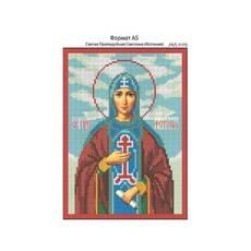 И-095 Святая Преподобная Светлана (Фотиния) 16х22