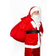 Карнавальний костюм Санта