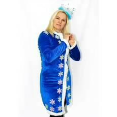 Карнавальний костюм Снігуронька
