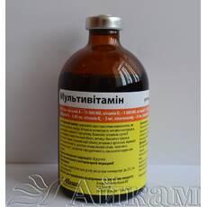 Мультивитамин ветеринарный препарат