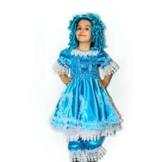 Карнавальний костюм Мальвина 1
