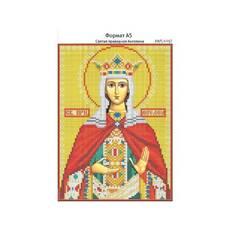 И-057 Святая праведная Ангелина 16х22