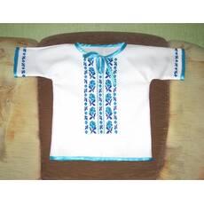 вишиванка для хлопчика на хрещення