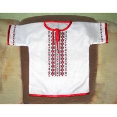 сорочка вишиванка ручної роботи для немовляти