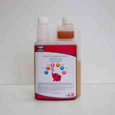 Концентрат антижир, 1 литр = 10 литров моющего средства, для удаления жира, пригара, копоти