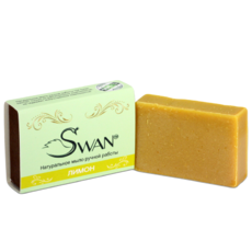 "Natural soap ""Lemon"" (100g)"