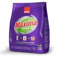 Стиральный порошок Sano Maxima Advance 35 стирок 1,25 кг