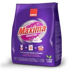 Стиральный порошок Sano Maxima Sensitive (Детский) 35 прань 1,25 кг