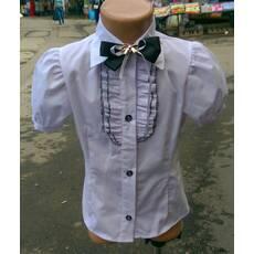 Шкільна сорочка для дівчаток - Товари - Купити стильні сукні ... 6a63ffeb170ea