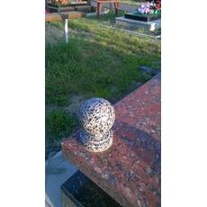 Гранітна куля з покостовки 10 см